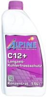 Охлаждающая жидкость Alpine Kuhlerfrostschutz C12 Plus Violett 1.5L