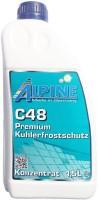 Охлаждающая жидкость Alpine Kuhlerfrostschutz C48 Violett 1.5L