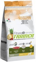 Фото - Корм для собак Trainer Fitness3 Adult Mini Duck/Rice/Oil 2 kg