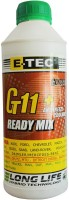 Охлаждающая жидкость E-TEC Glycsol G11 Ready Mix 1L