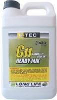 Охлаждающая жидкость E-TEC Glycsol G11 Ready Mix 4L