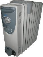 Фото - Масляный радиатор West EHO 0902