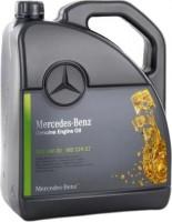 Моторное масло Mercedes-Benz PKW-Motoroil 5W-30 MB229.52 5L