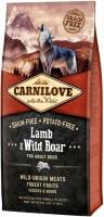 Корм для собак Carnilove Adult Lamb/Wilf Boar 12 kg