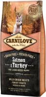 Фото - Корм для собак Carnilove Puppy Large Breed Salmon/Turkey 12 kg