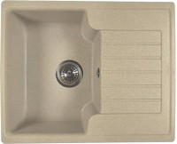 Кухонная мойка Borgio PRA-615x500