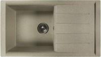 Кухонная мойка Borgio PRM-860x500