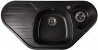 Кухонная мойка Borgio TRC-960x500