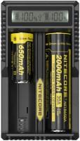 Зарядка аккумуляторных батареек Nitecore UM20