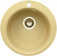 Кухонная мойка Granitika Round R454520