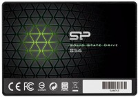 SSD накопитель Silicon Power Slim S56 SP120GBSS3B25