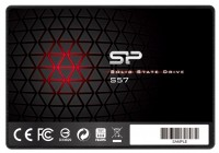 SSD накопитель Silicon Power Slim S57 SP120GBSS3A25