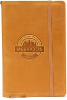 Блокнот Blankster Megapolis Brown