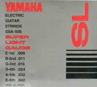 Струны Yamaha GSA50S