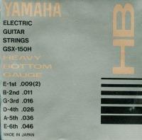 Фото - Струны Yamaha GSX150H