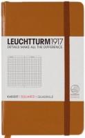 Блокнот Leuchtturm1917 Squared Notebook Pocket Caramel