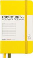 Блокнот Leuchtturm1917 Ruled Notebook Pocket Yellow