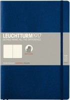 Фото - Блокнот Leuchtturm1917 Dots Notebook Composition Medium Blue