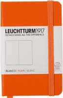 Блокнот Leuchtturm1917 Plain Notebook Mini Orange