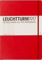 Блокнот Leuchtturm1917 Dots Master Classic Red