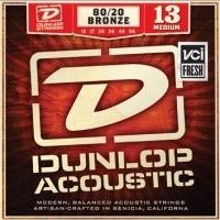 Струны Dunlop 80/20 Bronze Medium 13-56