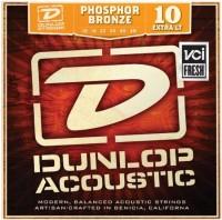 Струны Dunlop Phosphor Bronze Extra Light 10-48