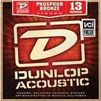Струны Dunlop Phosphor Bronze Medium 13-56
