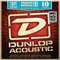 Струны Dunlop Phosphor Bronze 12-String Extra Light 10-47