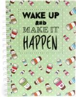 Ежедневник Kraft Planner Coffee Cup