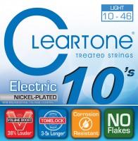 Струны Cleartone Nickel-Plated Light 10-46