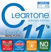 Струны Cleartone Nickel-Plated Medium 11-48