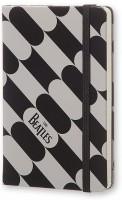Блокнот Moleskine The Beatles Pocket Ruled Black
