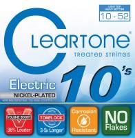Струны Cleartone Nickel-Plated Light Top Heavy Bottom 10-52