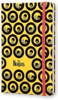 Блокнот Moleskine The Beatles Ruled Yellow