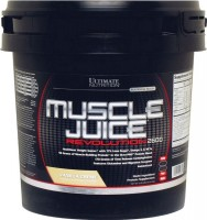 Гейнер Ultimate Nutrition Muscle Juice Revolution 2600  2.13 kg