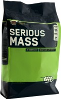 Фото - Гейнер Optimum Nutrition Serious Mass 2.72 kg