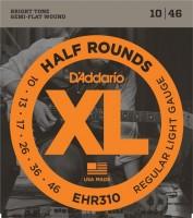 Струны DAddario XL Half Rounds 10-46