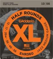Фото - Струны DAddario XL Half Rounds Jazz 13-56