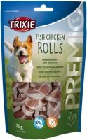Фото - Корм для собак Trixie Premio Fish/Chicken Rolls 0.075 kg