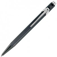 Ручка Caran dAche 849 Metal-X Black