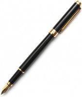 Ручка Senator Venecia Black&Gold