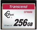 Карта памяти Transcend CompactFlash 650x 256Gb