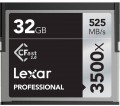 Карта памяти Lexar Professional 3500x CompactFlash 32Gb