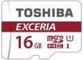 Карта памяти Toshiba Exceria M302 microSDHC UHS-I U1 16Gb