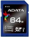 Карта памяти A-Data Premier Pro SDXC UHS-I U3 64Gb