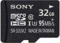 Карта памяти Sony microSDHC UHS-I U3 32Gb