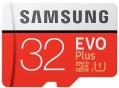 Карта памяти Samsung EVO Plus 100 Mb/s microSDHC UHS-I 32Gb