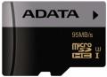Карта памяти A-Data Premier Pro microSDHC UHS-I U3 95MB/s 16Gb