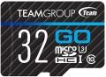 Карта памяти Team Group GO microSDHC UHS-I U3 32Gb