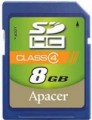 Карта памяти Apacer SDHC Class 4 8Gb